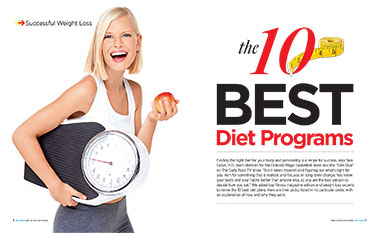 the 10 Best Diet Programs